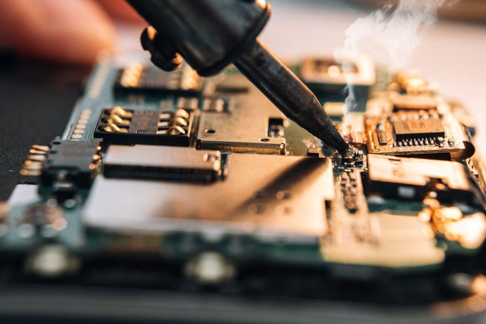 Chipreparaturen Lötarbeiten Alles reparieren Handyreparatur Krefeld Microsoldering Platinenreparaturen