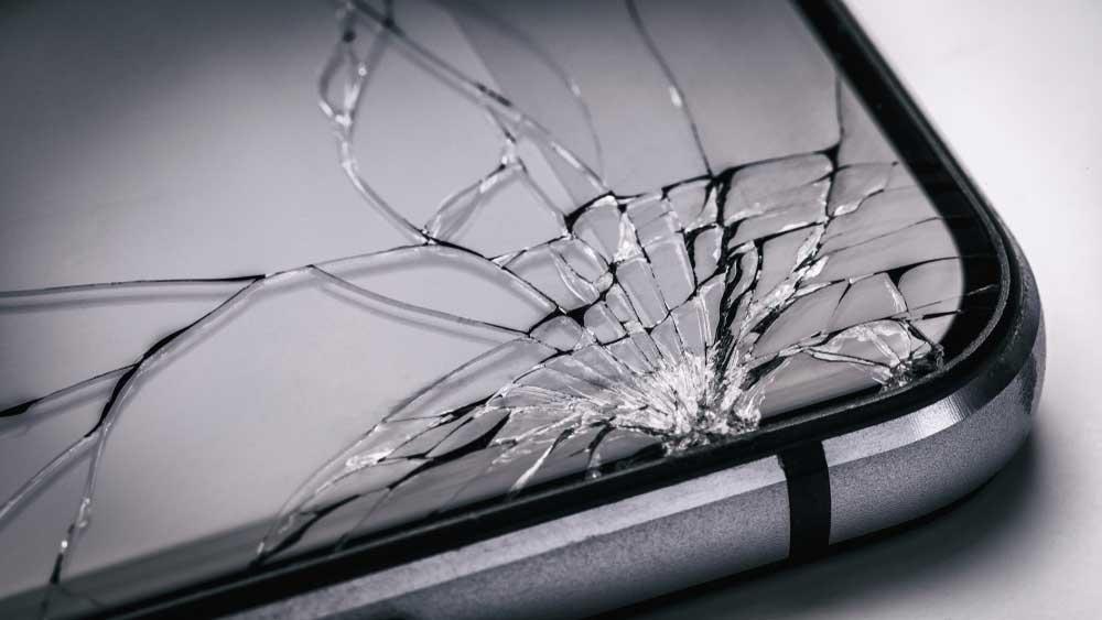 Handyreparatur Krefeld - Displayschaden/Glas zerbrochen